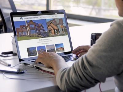 Constructora Velarco - Diseño Web Puerto Varas