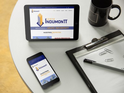 Indumontt - Diseño Web Puerto Varas