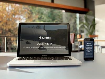 Jorma SpA - Diseño Web Puerto Varas