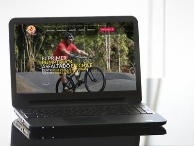 Kotaix Bike Park - Diseño Web Puerto Varas