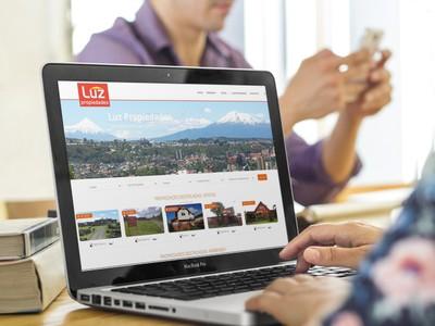 Luz Propiedades - Diseño Web Puerto Varas