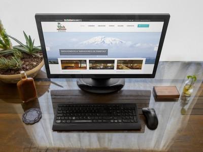 Miradores de Panitao - Diseño Web Puerto Varas