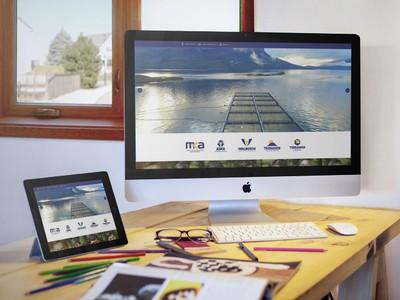 Walbusch - Diseño Web Puerto Varas