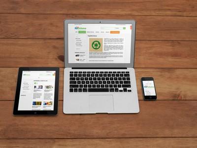 Yapo Recíclame - Diseño Web Puerto Varas